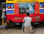 La Colombie et ses bus multicolores