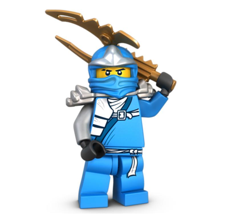 Saison 3 Episode 8 - Le ninja de titane