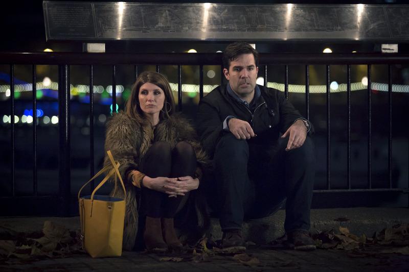 Saison 1 Episode 1 - Rencontre torride