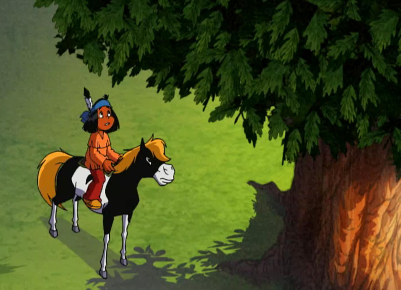 Saison 4 Episode 1 - L'honneur de la tribu