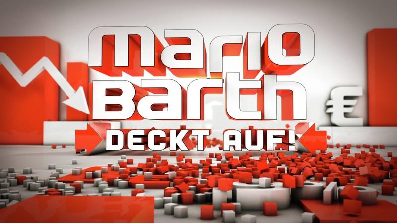 Mario Barth Programme