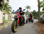 Malaisie, la moto au féminin