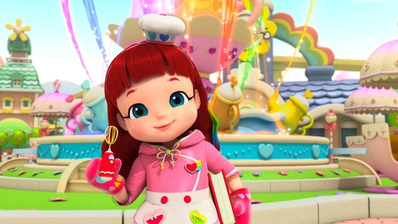 Rainbow Ruby - Dessin animé 1 saison et 59 episodes - Télé ...