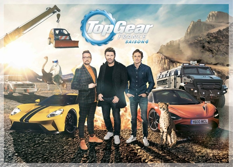 top gear france magazine 5 saisons et 46 episodes t l poche. Black Bedroom Furniture Sets. Home Design Ideas