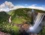 Le plateau des Guyanes