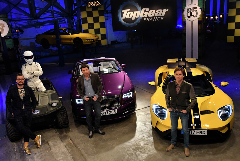 top gear france magazine 5 saisons et 50 episodes t l star. Black Bedroom Furniture Sets. Home Design Ideas