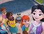 Friends : Cinq filles en mission