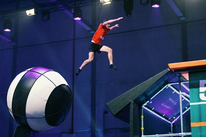 big bounce die trampolin show 2020