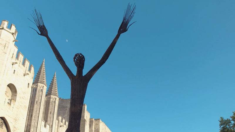 Dans les coulisses du 71e Festival d`Avignon Documentaire...