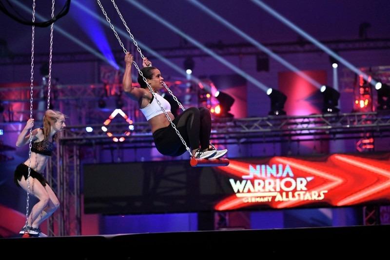 Ninja Warrior Germany - Allstars Jeu 2021 - Télé Star