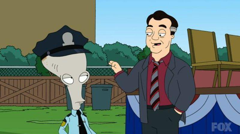 Saison 6 Episode 14 - Roger, simple flic